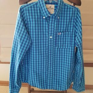 Hollister adult/teen boys shirt